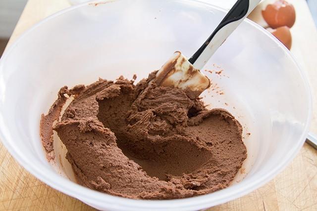 torta quattro quarti al cioccolato (3)