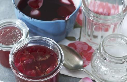 Marmellata di rose, per colazione