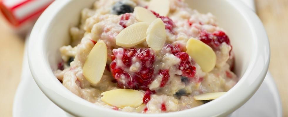 Porridge, colazione all'inglese