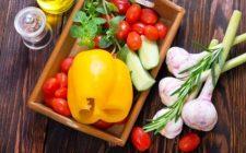 Gli antipasti di verdure crude in 5 ricette da provare