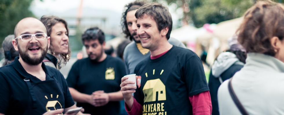 Alveare On Tour: i food hub nelle piazze italiane
