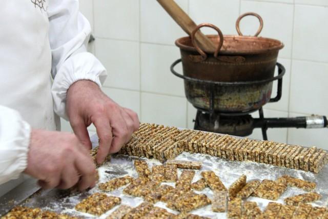 Autore croccantini making