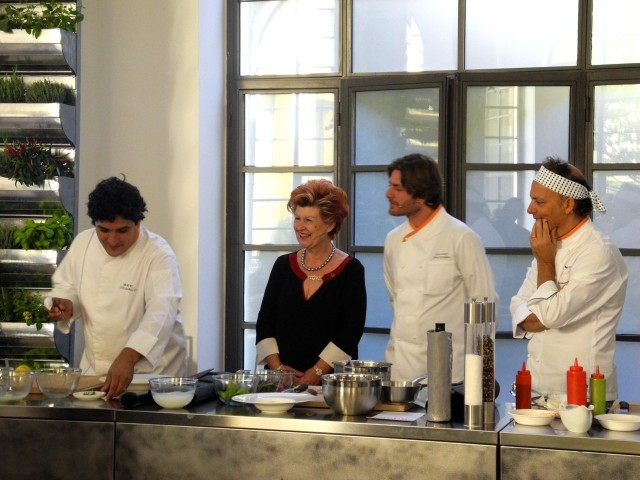 Giudici 3 top chef