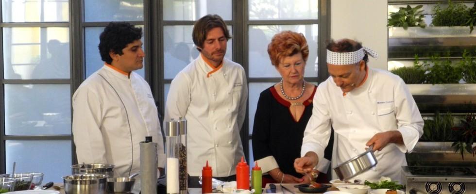 Siamo stati alla presentazione di Top Chef Italia