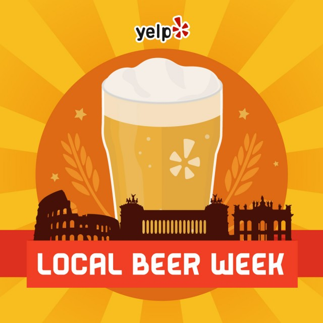 local beer week