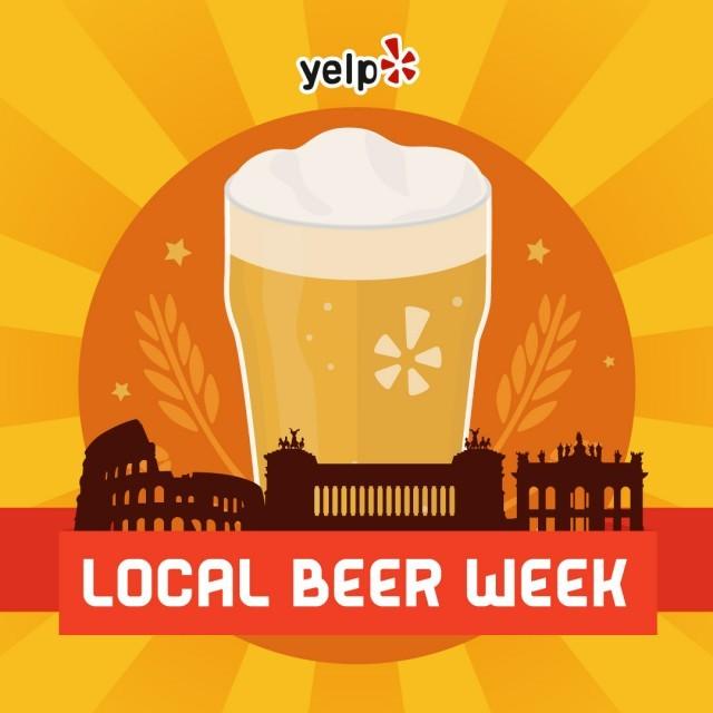 local beer week