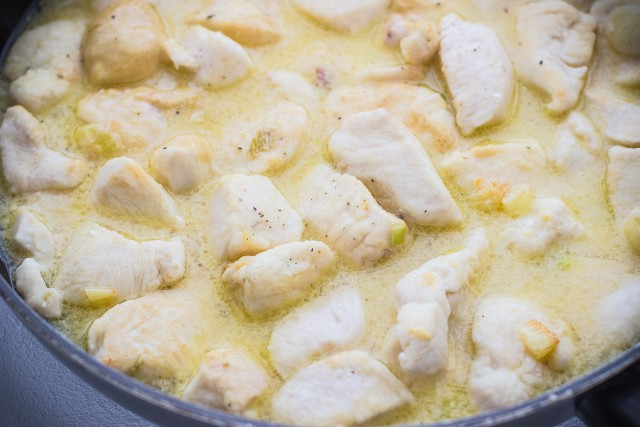 Step 2 pollo alla senape