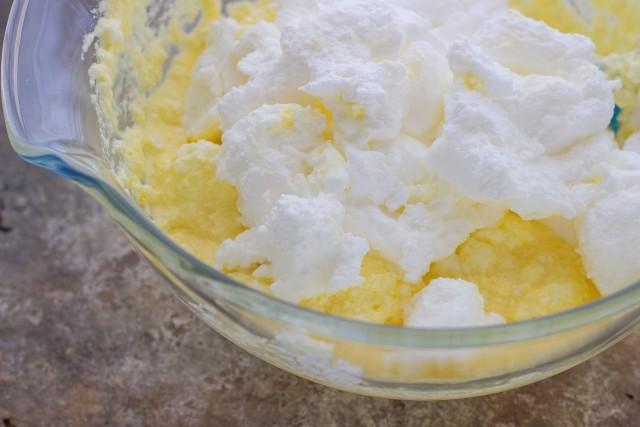 Step 2 torta dobos