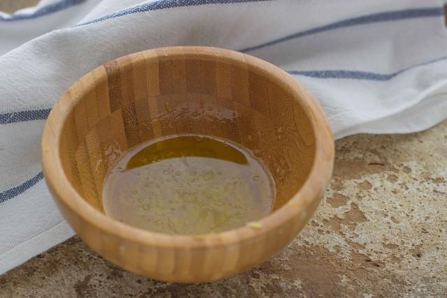 Step 3 Insalata di misticanza e agrumi