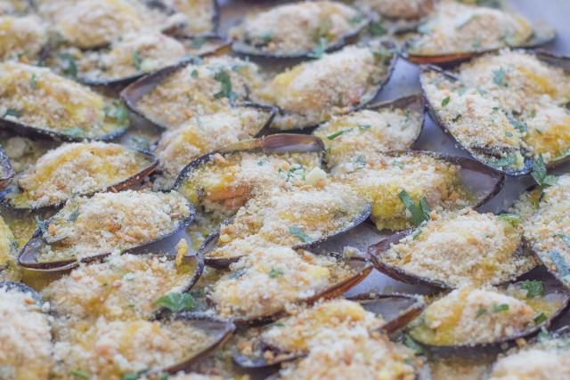 Step 4 cozze arraganate