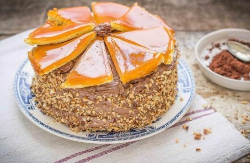 Torta Dobos, dall'Ungheria