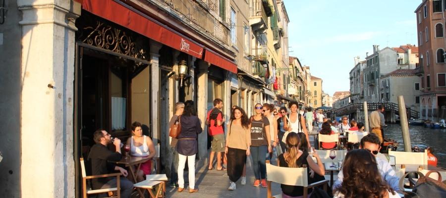 Al Timon, Venezia