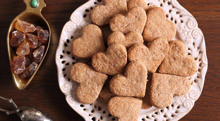 I biscotti alla cannella di Cotto e Mangiato perfetti per il te