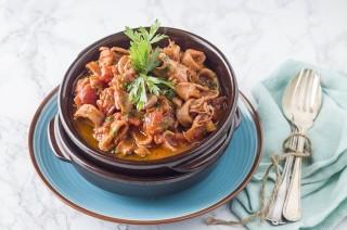 Calamari in tegame: cucina siciliana