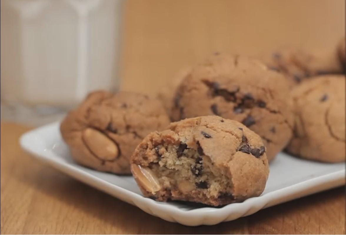 Top Ricetta Cookies con burro di arachidi | Agrodolce BB47