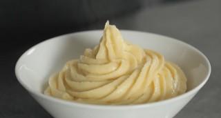 Crema frangipane, dolce al cucchiaio