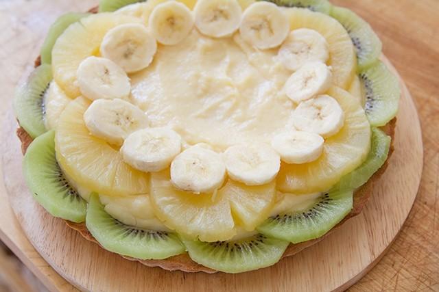 crostata di frutta esotica (7)