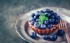 La crostata con ricotta e mirtilli per il pranzo della domenica