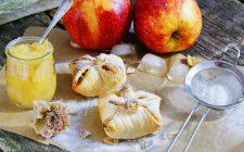 I fagottini di mele con pasta sfoglia con la ricetta di Cotto e Mangiato