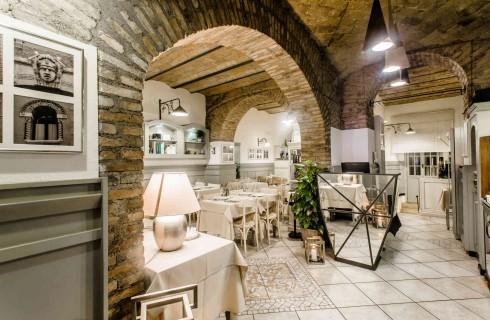 Osteria Via Mantova, Roma