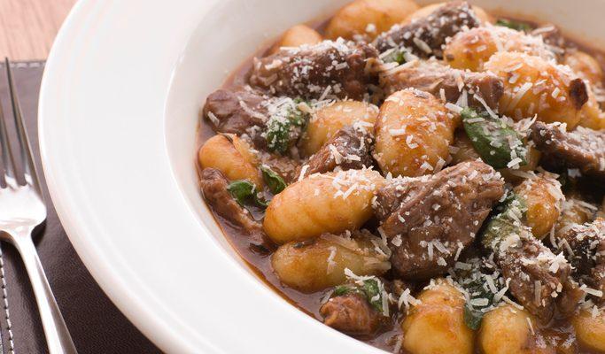 Gli gnocchi di castagne e patate per un primo sfizioso