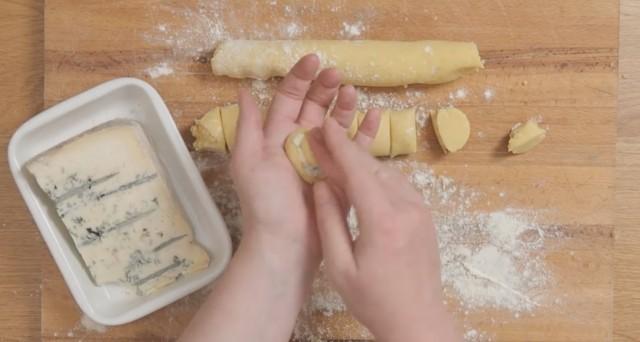 gnocchi ripieni di gorgonzola 03