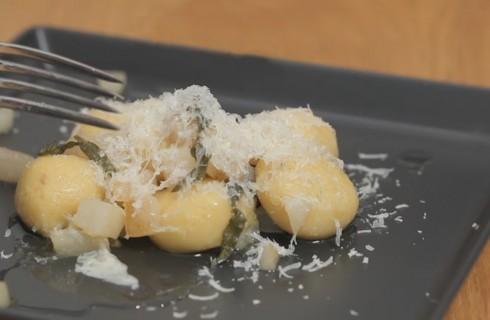Gnocchi ripieni di gorgonzola, gustosi