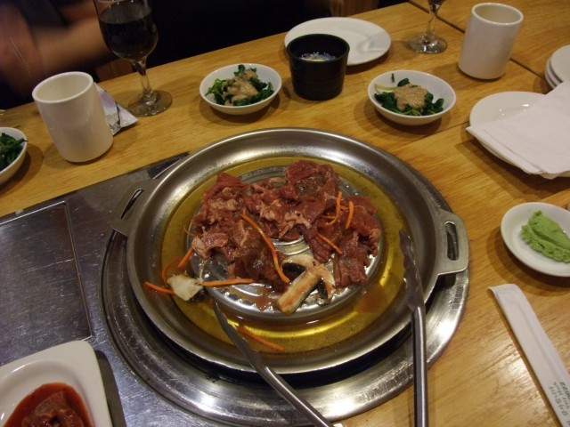 griglia coreana