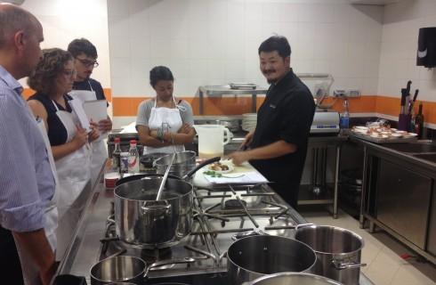 6 cose che ho imparato sul Giappone con chef Hiro da Coquis