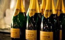 Champagne Krug: la mano dell'uomo