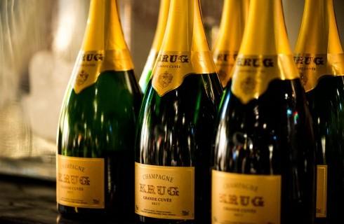 Champagne Krug: riflessioni su mosaicismo e naturalità
