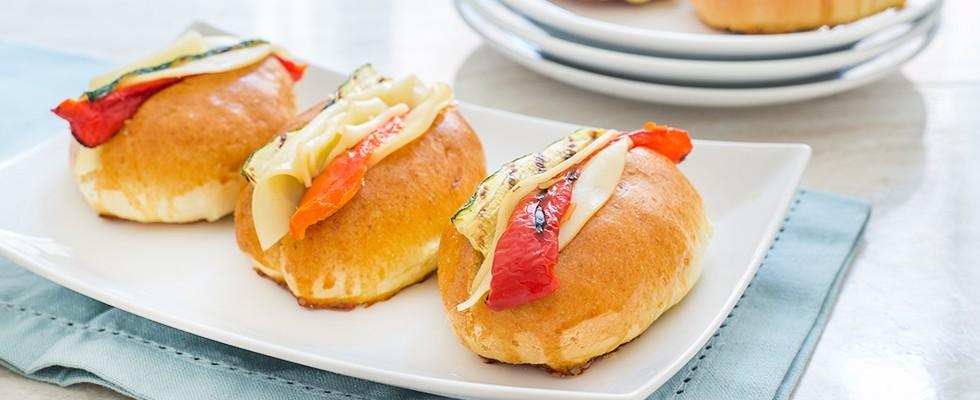 Maritozzi salati, street food