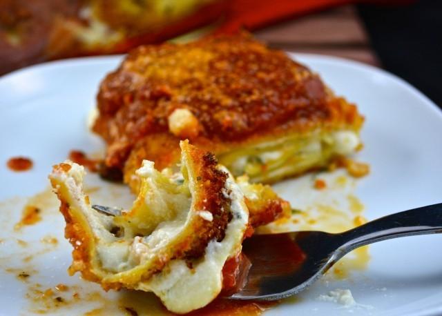 millefoglie di lasagna