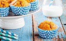 I muffin alle carote, la ricetta per la merenda