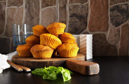 I muffin di zucca e gorgonzola, ecco la ricetta per uno snack sfizioso