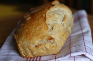 Pane fatto in casa senza lievito