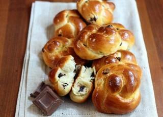 Panini al cioccolato: morbidissimi