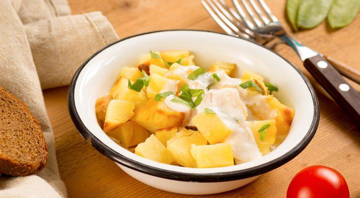Come condire le patate lesse per un contorno light e gustoso