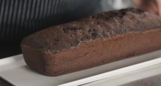 Plumcake al cioccolato, a colazione