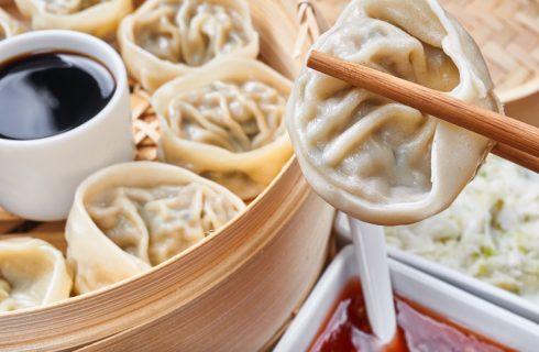 I ravioli al vapore con la ricetta originale cinese