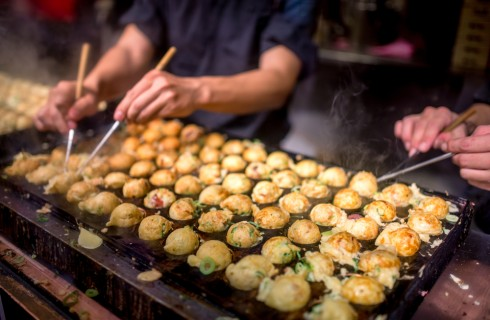 Da Tokyo a Kyoto: lo street food giapponese