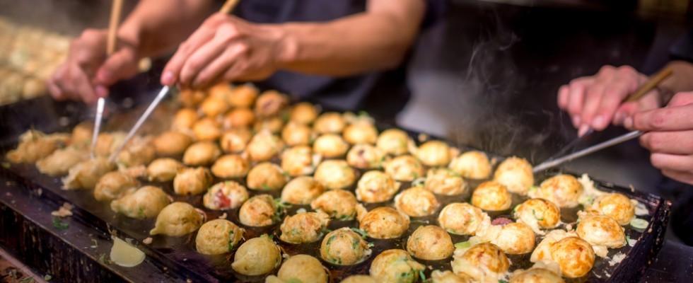 Da Tokyo a Kyoto: lo street food giapponese