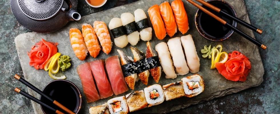 Come si riconosce un buon sushi?