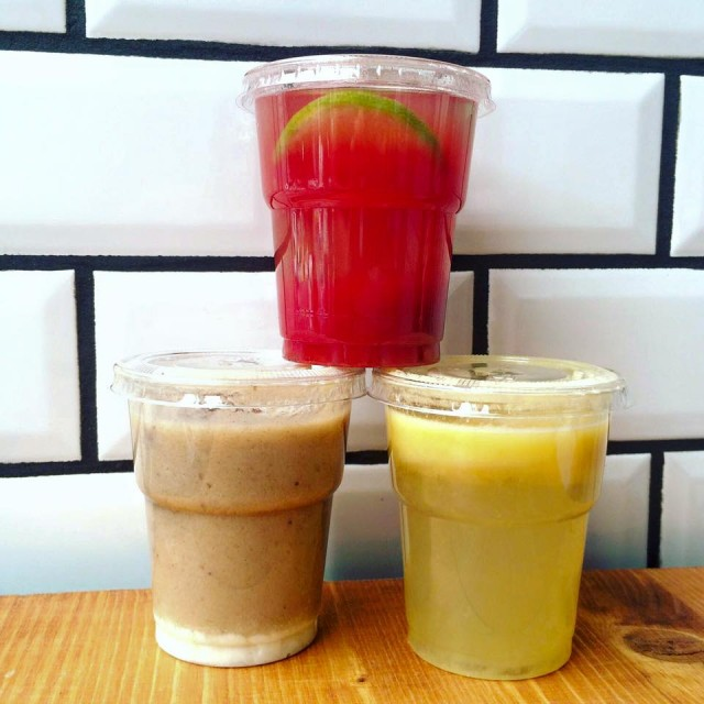smoothies bucolica