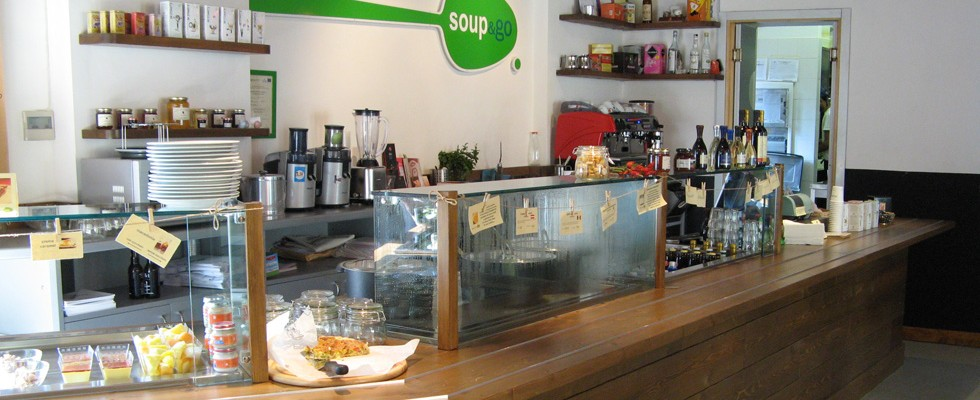 Soup & Go, Torino