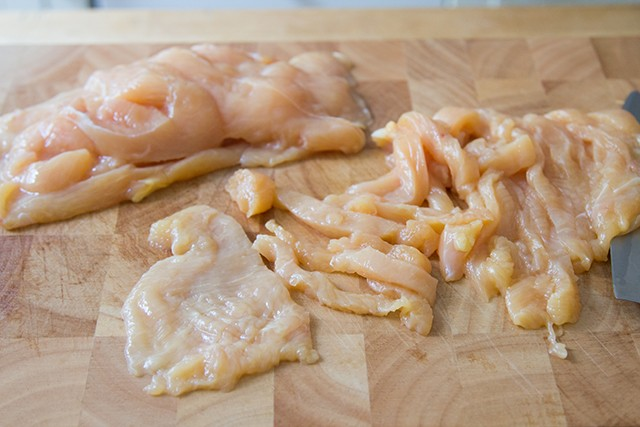 straccetti di pollo al curry (1)