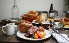 Una domenica all'inglese: sunday roast