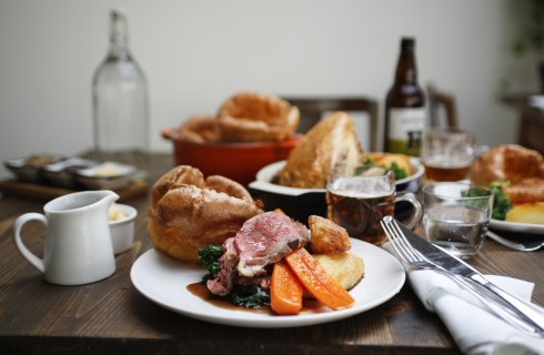 Una domenica all'inglese: il sunday roast