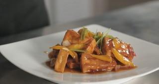 Tofu in agrodolce, cucina cinese