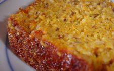La torta di zucca e carote light ideale per la dieta